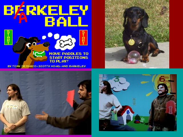 Barkeley Ball fun!